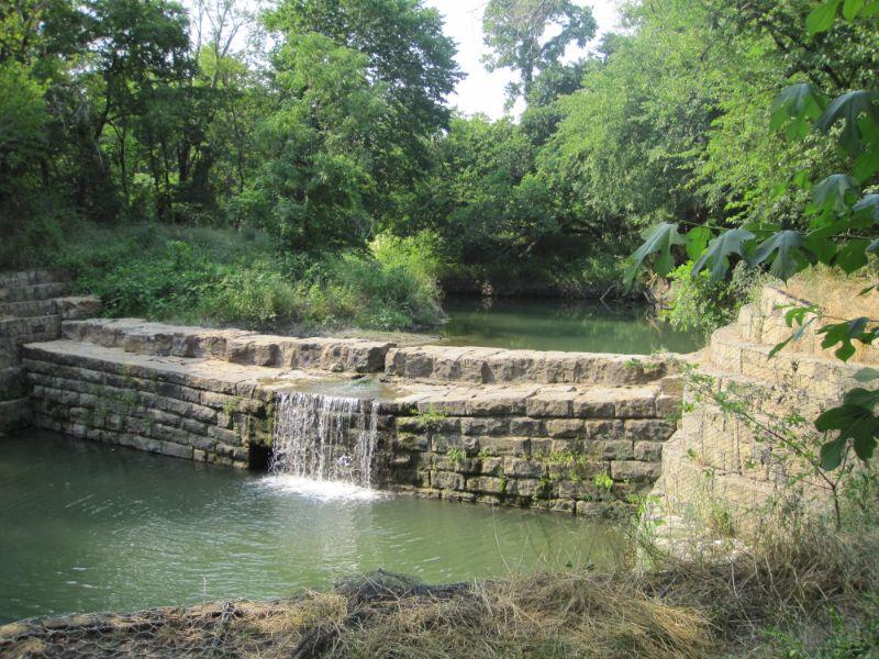 Water Station Allen Texas