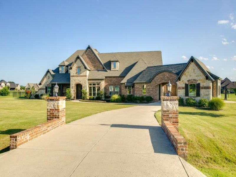 Homes for sale in Lucas Texas