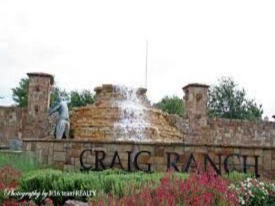 Craig Ranch in Mckinney Texas