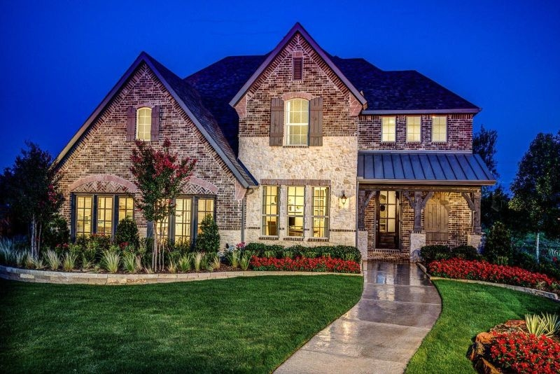 Classic House in Prosper Texas