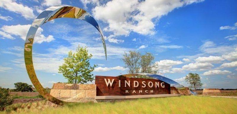 Windsong ranch in Prosper Texas