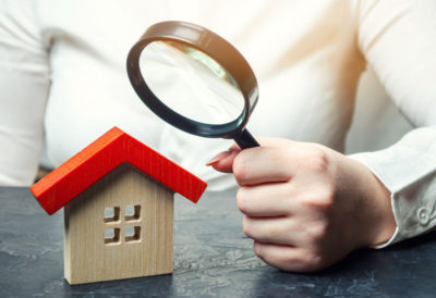 Be smart when looking for new home