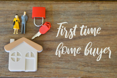 House key for First Time Buyer